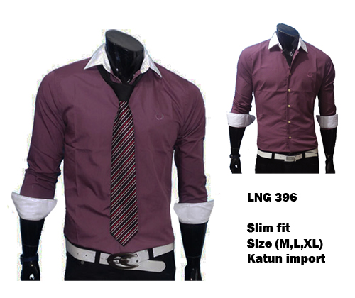 Kemeja Fred Perry Kw