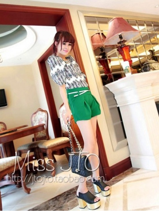 Blouse Korea Import