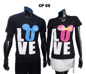 Kaos Couple Lucu – CP 05