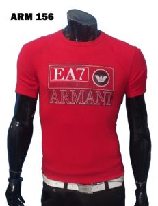 Kaos Warna Merah – ARM 156