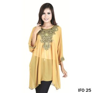 Blouse Hycon Kuning – IFO 25