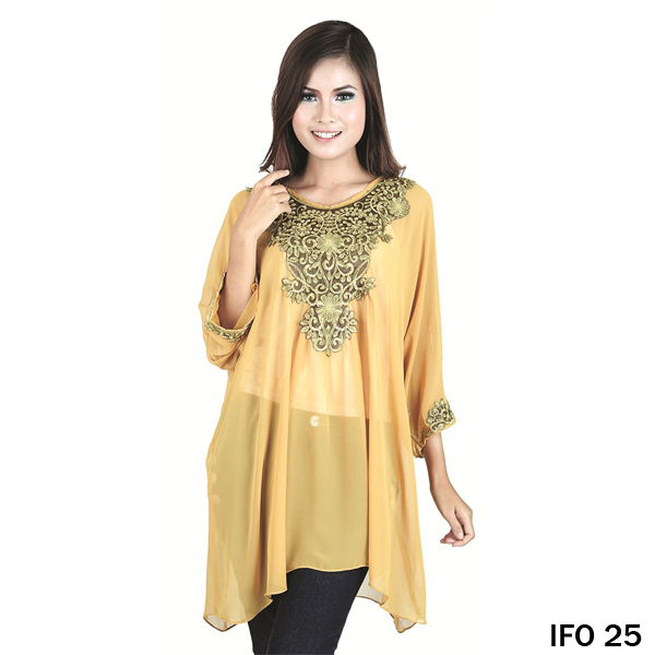 Blouse Hycon Kuning