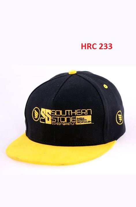 Cap And Beanies Black All Size Twill