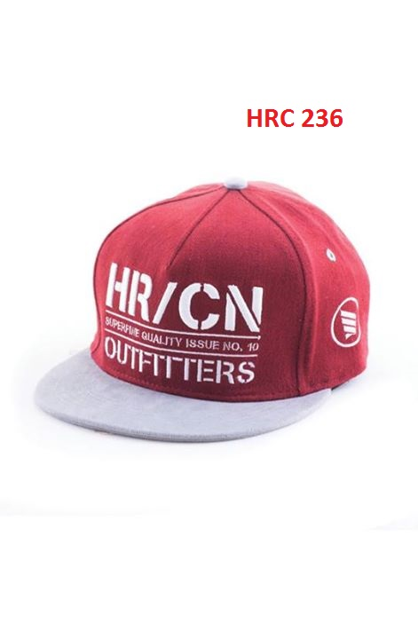 Beanies And Cap Red Comb All Size Twill