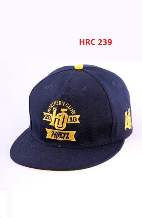 Cap & Beanies Blue All Size Twill