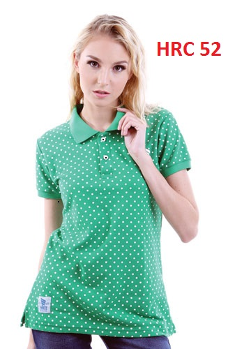 Female Polo Shirts Green S,M,L Lakost
