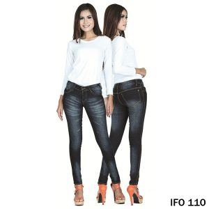 Jeans Jeans Hitam – IFO 110