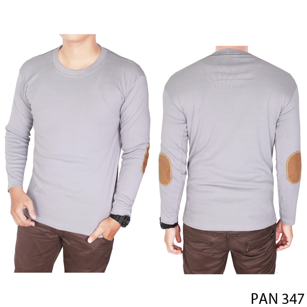 Male Long Sleeve T Shirt Spandek Abu