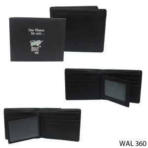 Male Wallet Leather Kulit Hitam – WAL 360