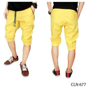 Joggers Pants For Boys Stretch Kuning – CLN 677