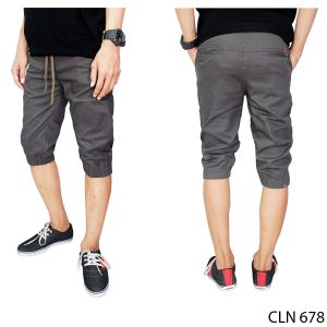 Joggers Pants Outfit Stretch Abu – CLN 678