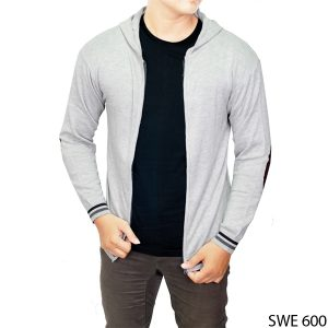 Mens Sweater Knitting Patterns Rajut Abu – SWE 600