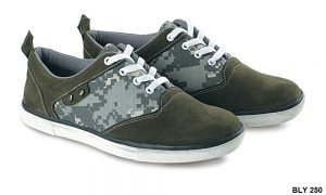 Casual Shoes For Mens Canvas-Kulit Sol Tpr Olip – BLY 250