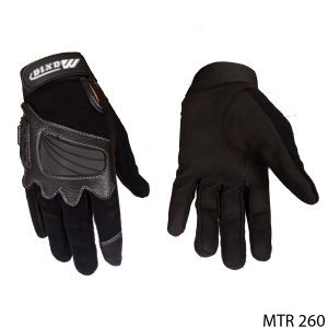 Gloves For Motorcycle Riders Kain Hitam – MTR 260