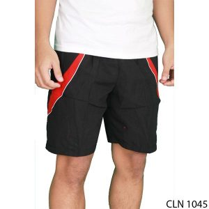 Male Short Pants Dry Fit Dry Fit Hitam – CLN 1045