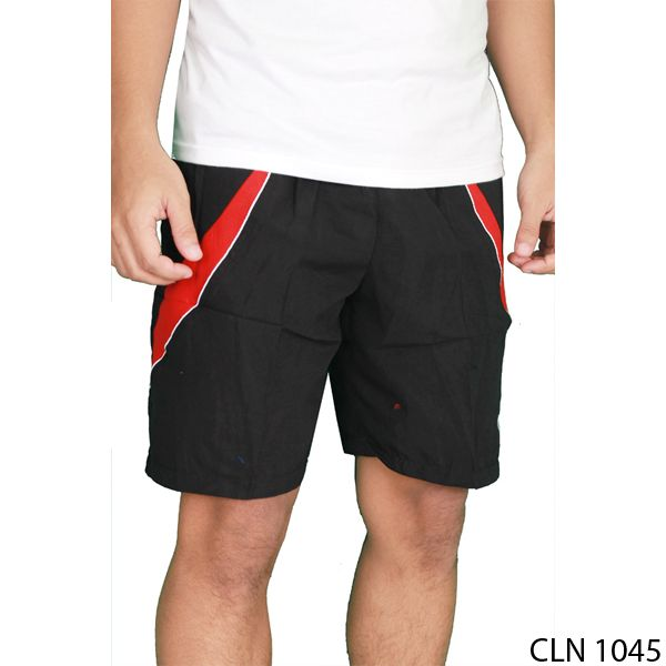 Male Short Pants Dry Fit Dry Fit Hitam