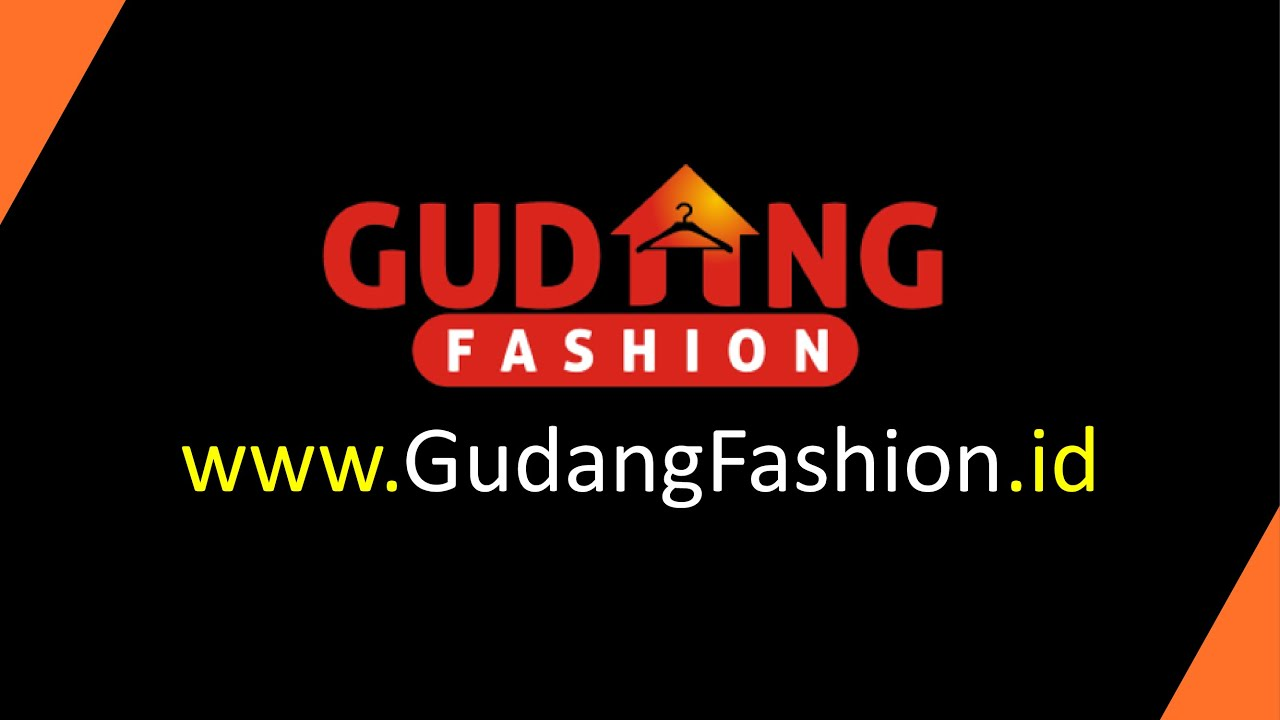 Gudang Fashion on YouTube